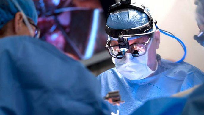 L'horaire quotidien d'un chirurgien cardiothoracique