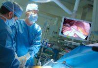 El horario diario de un cirujano laparoscópico