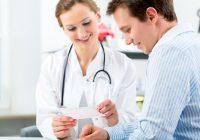 El horario diario de un médico