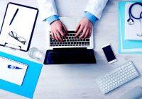 El horario diario de un profesional de la salud ocupacional
