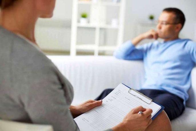 El horario diario de un psiquiatra