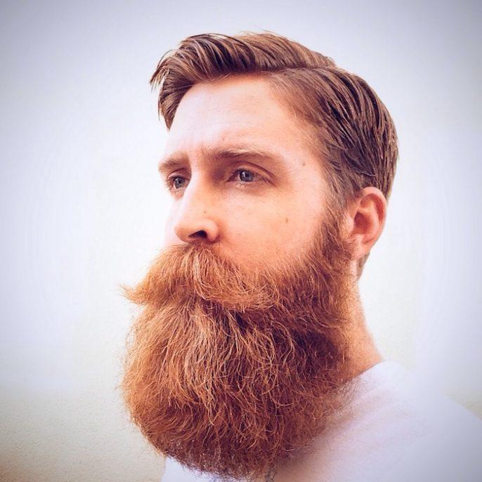 Cómo crecer y mantener una barba impresionante