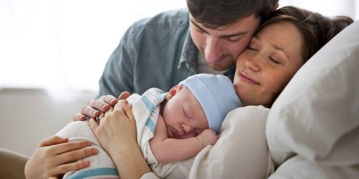 Mon premier mois en tant que parent