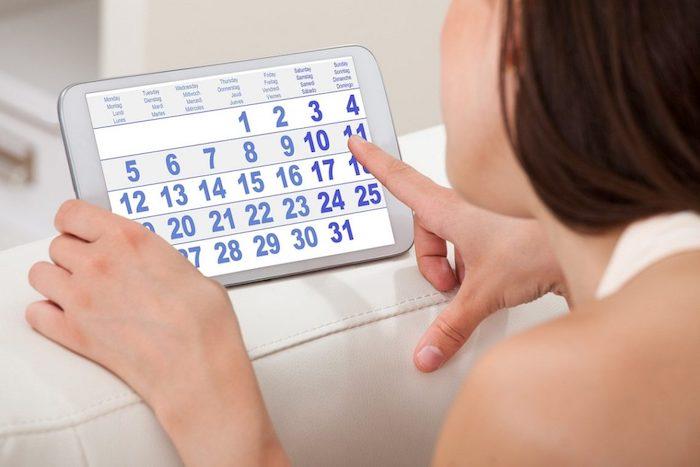 रजोदर्शन - जब समय के लिए शुरू?