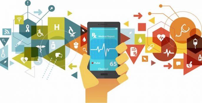 Développements d'applications de santé (m-Health): historique et avenir