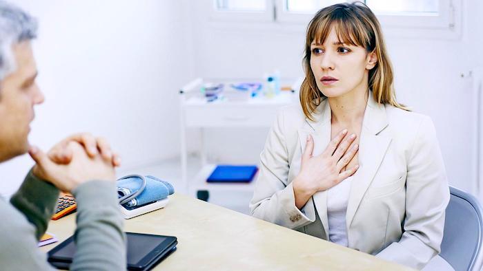 सीओपीडी की वजह से चिंता और अवसाद