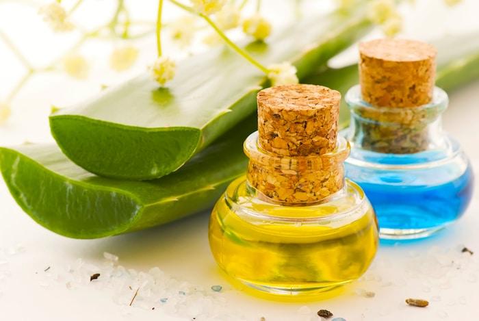 Gel d'aloe vera et le jus de: l'une des herbes les plus populaires dans le monde pour une bonne raison