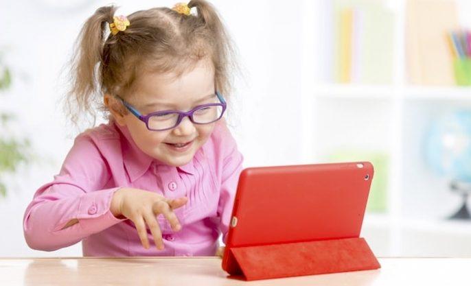 Le jeu pour iPad traite efficacement les enfants avec un œil paresseux