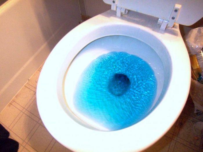 Urina azul: o benigno ou o sinal de um problema de saúde perigoso?