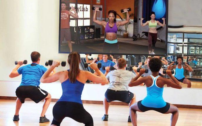 ¿Pueden los quioscos virtuales de fitness reemplazar a los instructores de fitness de grupo?