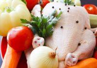 Soupe au poulet: avantages et recette