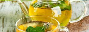 Zeleni čaj, da gorijo maščobe