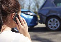 Comment agir dans un accident de la route?