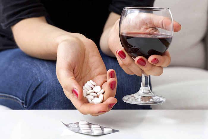 Adderall mezclado con el alcohol no es una buena idea