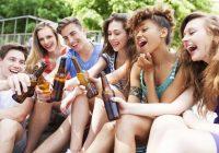 Álcool e adolescentes