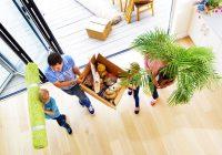 Mudanza: ayudar a sus hijos a mantenerse sanos y seguros después de mudarse de casa