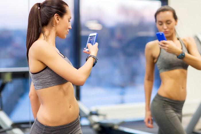Éxito limitado a la aptitud: ¿por qué usted no está viendo resultados en el espejo?