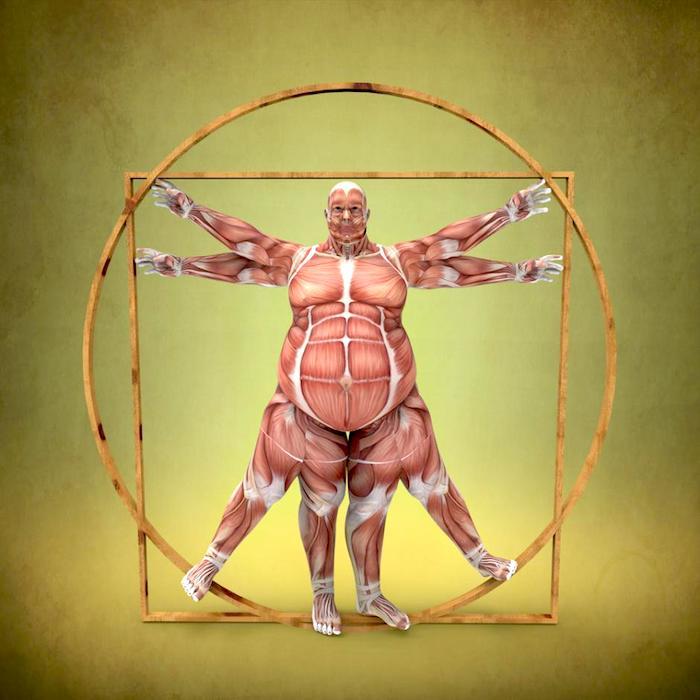 肥胖: 这种疾病的现代化的年龄