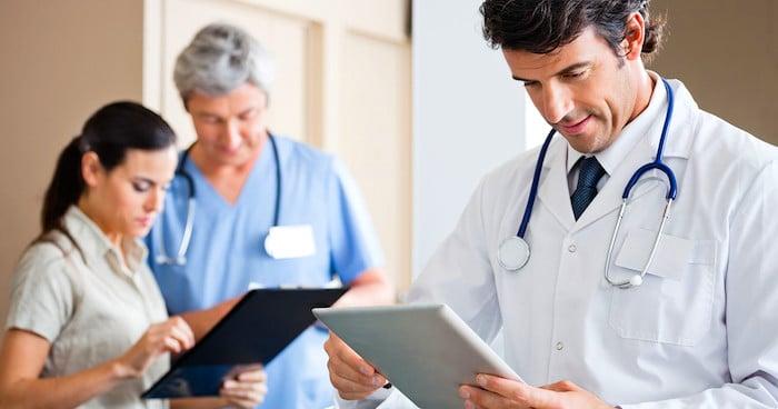 Início 3 aplicações de medicina de família para Android e iPhones