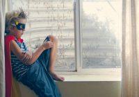 性格内向的孩子外向:害羞的孩子更容易患上儿童焦虑吗?