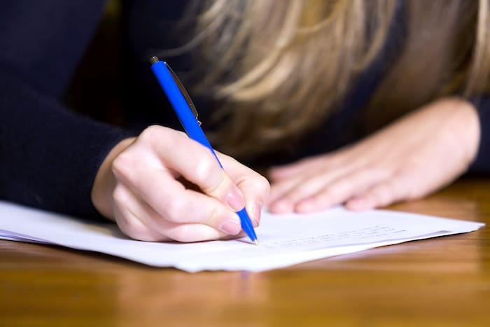 Conseils 3 pour la rédaction de votre déclaration de la Faculté de médecine