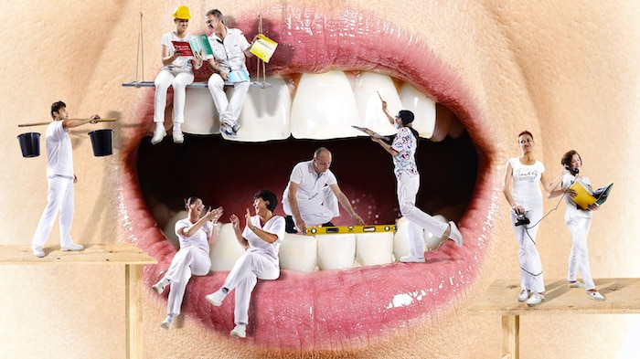 Costo de la creación de una clínica dental en la India