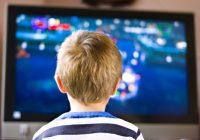 电视对儿童知识和行为的影响