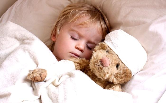 ¿Las pesadillas y los terrores nocturnos apuntan a la ansiedad en los niños?
