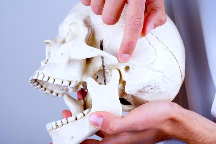 Kiefergelenksyndrom