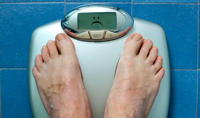 Condiciones que causan un aumento súbito de peso
