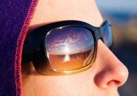Méfiez-vous des dommages du soleil à vos yeux