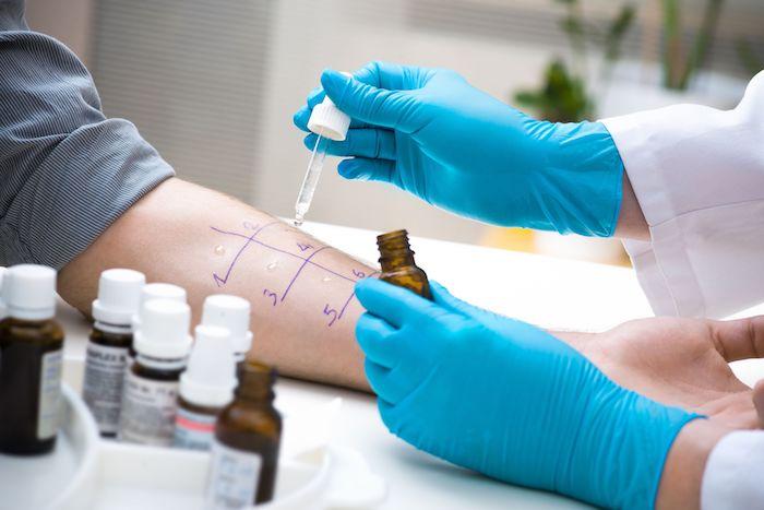 الحساسية للمضادات الحيوية