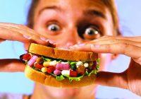 Automedicar com alimentos