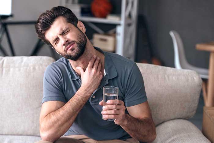 Deshacerse de la acidez estomacal: con una dieta de reflujo ácido, la comida es un remedio de acidez natural