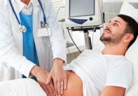 Bauchschmerzen und Hodenschmerzen sind wahrscheinlich ein Leistenbruch
