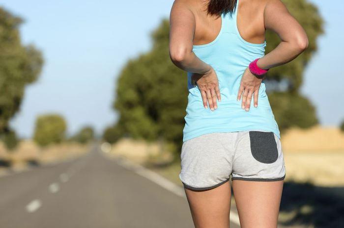 La MPOC et les maux de dos