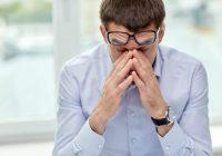 Stress und Säure