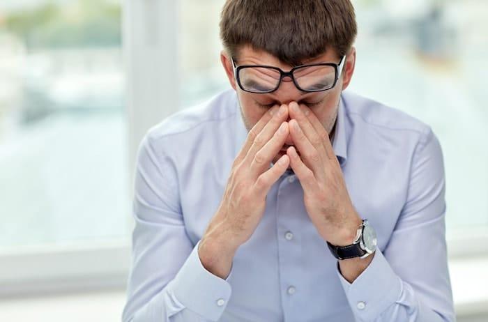 Le Stress et les brûlures d'estomac
