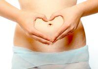 Die abdominale Schwellung kann physiologisch oder pathologisch sein.