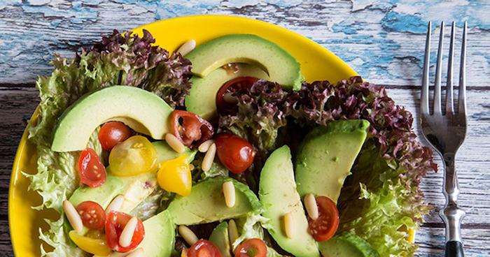 Hoja de información de dieta baja en carbohidratos