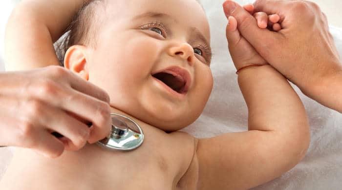 مستويات عالية من الهيموغلوبين عند الأطفال حديثي الولادة وبعد ذلك في الحياة