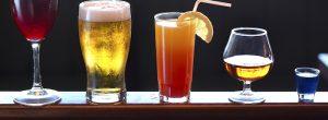 ¿El alcohol causa sangrado?