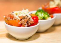Plan de alimentación bajo en carbohidratos