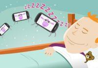 Aplicaciones móviles que pueden ayudarle a dormir mejor