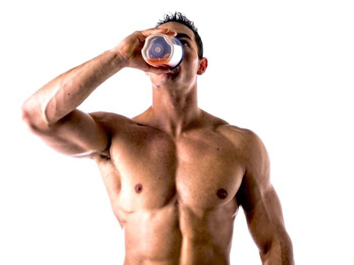 Facile et saine shakes de protéines à faire à la maison