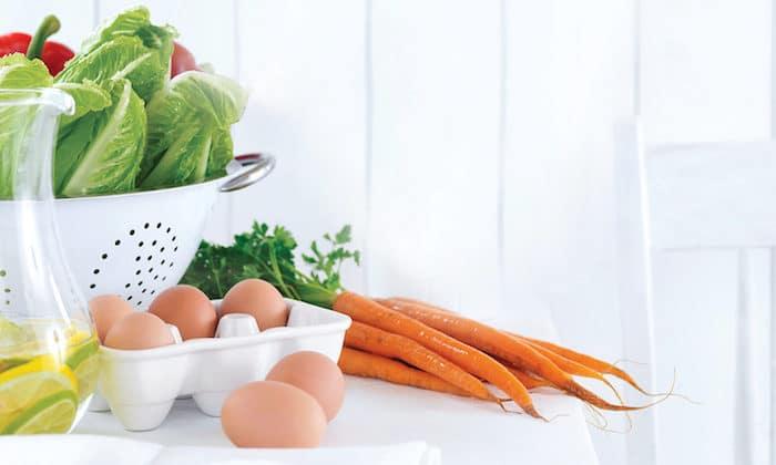 النظام الغذائي وقيمته الغذائية
