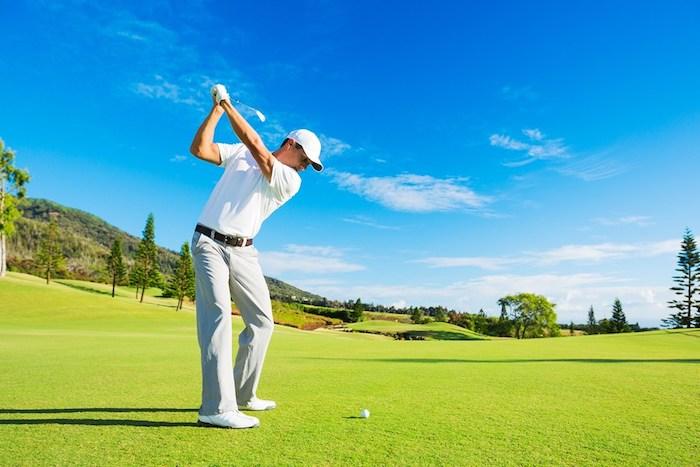 Znanstveniki pravijo, golf podaljšuje življenje