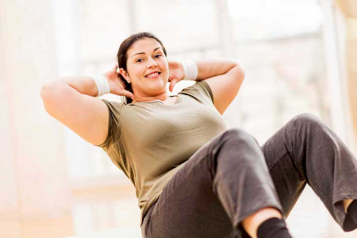 يمكن أن تجعلك بطانة الرحم زيادة الوزن؟