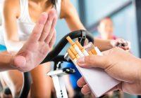 Rauchen nach dem Training