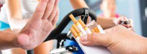 Kajenje po vadbi